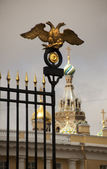 St. Petersburg, Russia. Cityscape. — Stock Photo