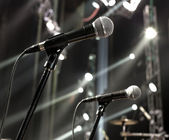 Mikrofon — Stockfoto