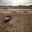 Abandoned boat — Stock Photo #40638973