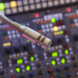 Microphone — Stock Photo #41197847