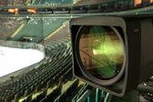 TV camera — Stock Photo
