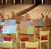 Koncertní sál — Stock fotografie
