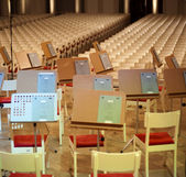 Konser salonu — Stok fotoğraf