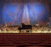 Sala koncertowa — Zdjęcie stockowe
