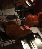 Müzik aletleri — Stok fotoğraf