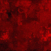 Abstract Vibrant Red Grunge Background — 图库照片