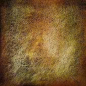 Dark Gold Black Grainy Grunge Textured Watercolor Background — 图库照片
