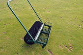 Golf ball samlare — Stockfoto