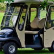 Stock Photo: Golf buggy