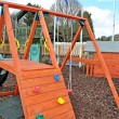 Childrens play park — Stock Photo