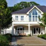 Luxury residence — Stock Photo #21659309