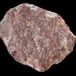 Crimson quartzite — Stock Photo