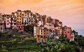 コルニリア、チンクエ ・ テッレ, イタリア. — ストック写真