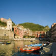 Vernazza, Italy — Stock Photo