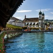 Lucerne, Switzerland. — Stock Photo #20147827