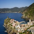 Vernazza, Cinque Terre, Italy — Stock Photo