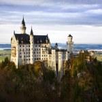 Neuschwanstein Castle, Bavaria, Germany — Stock Photo