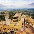 San Gimignano, Tuscany — Stock Photo