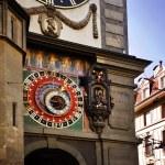 Torre del reloj en Berna, Suiza — Foto de Stock