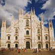 Milan Cathedral, Italy — Stock Photo