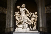 Laocoon and His Sons, Rome — Stockfoto