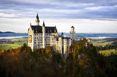 Neuschwanstein Castle, Bavaria, Germany — Stock Photo