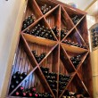 Wine storage room — Stock Photo