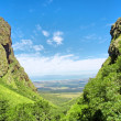 Valley on sunny day — Stock Photo #21867379