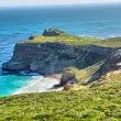 Panoramic view at the Cape of Good Hope — Stock Photo