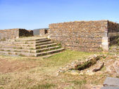 Dungur Palace ruins — Photo