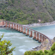 Knysna bridge — Stock Photo