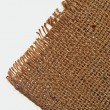 Stock Photo: Texture of bag hemp