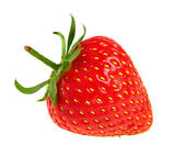 Fresh red strawberry — Stock Photo