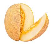 Melão cantalupo — Fotografia Stock