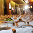 Restaurant set — Stockfoto #22243605
