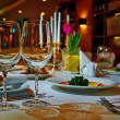 Restaurant set — Stock Photo #22243635