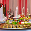 Restaurant-Set — Stockfoto #45430235