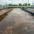 Stock Photo: Water cleaning facility