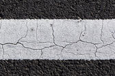 Asphalt of a road — Stock fotografie
