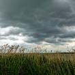 Storm over the lake — Stock Photo #47366663