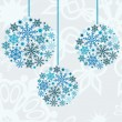 Christmas background, vector — Stock Vector #21300115