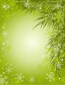 Christmas background, vector — Stock Vector