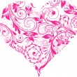 Vector de stock : Valentines Day, heart, background, vector