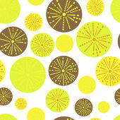 Seamless spring pattern. — Stock Vector