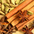Whole spices - Stockfoto