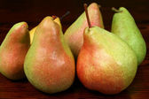 Pears - ripe and juicy — Stock Photo