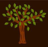 Tree — Stock Vector