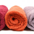 Stock Photo: Three Towels