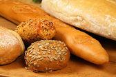Fresh crunchy bread — Stock Photo