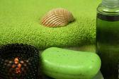 Green spa — Stock Photo